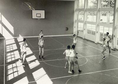 Gebouw D Sportzaal 1