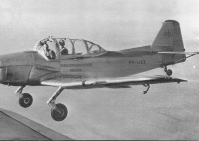 De Fokkers S II Instructor