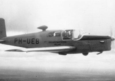 De Saab 91A Safir